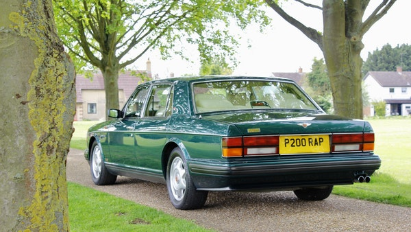 1997 Bentley Turbo R For Sale (picture 17 of 108)