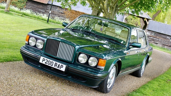 1997 Bentley Turbo R For Sale (picture 23 of 108)