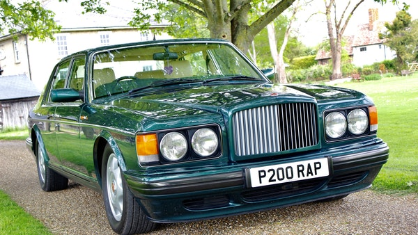 1997 Bentley Turbo R For Sale (picture 1 of 108)