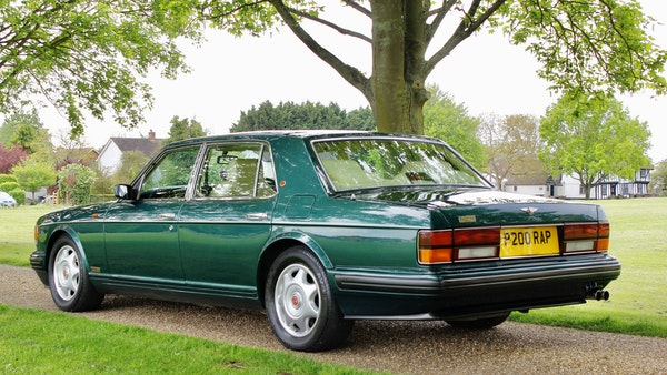 1997 Bentley Turbo R For Sale (picture 16 of 108)