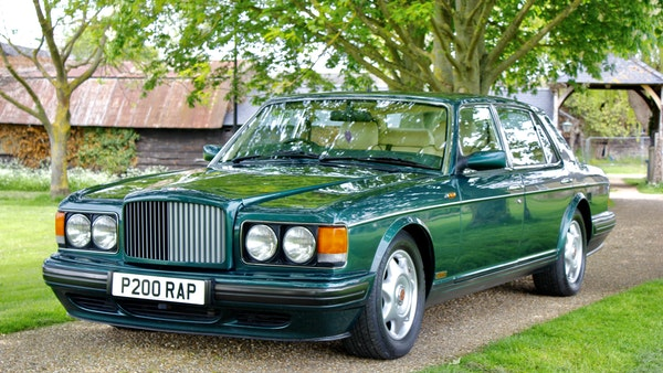 1997 Bentley Turbo R For Sale (picture 12 of 108)