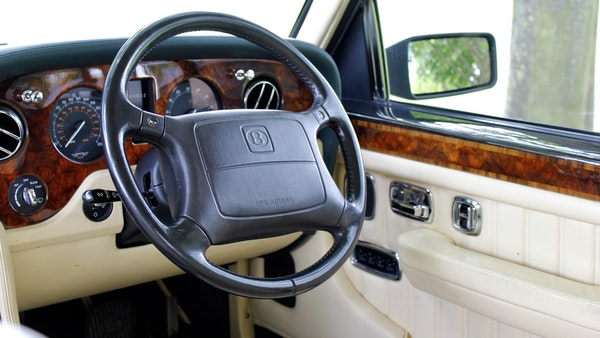 1997 Bentley Turbo R For Sale (picture 34 of 108)