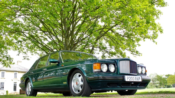 1997 Bentley Turbo R For Sale (picture 8 of 108)