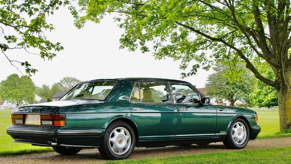 1997 Bentley Turbo R For Sale (picture 21 of 108)