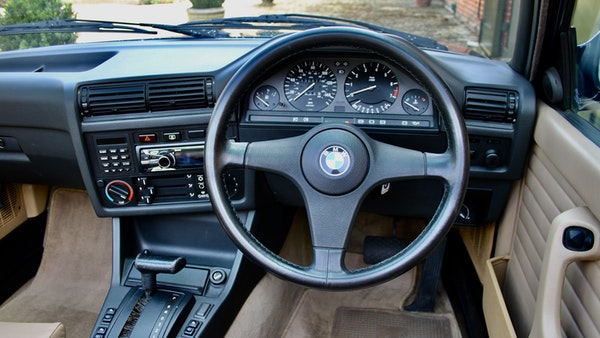 NO RESERVE! - 1989 BMW 320i Convertible For Sale (picture 79 of 147)