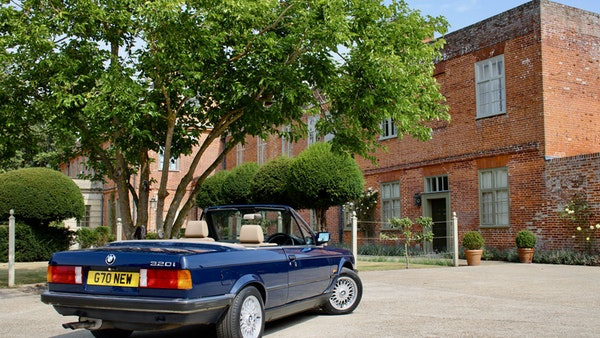 NO RESERVE! - 1989 BMW 320i Convertible For Sale (picture 43 of 147)