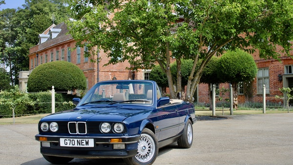 NO RESERVE! - 1989 BMW 320i Convertible For Sale (picture 13 of 147)