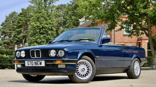 NO RESERVE! - 1989 BMW 320i Convertible For Sale (picture 60 of 147)