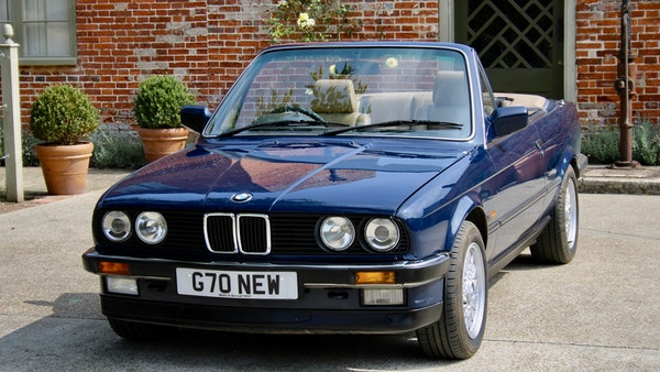 NO RESERVE! - 1989 BMW 320i Convertible For Sale (picture 12 of 147)