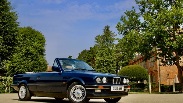 NO RESERVE! - 1989 BMW 320i Convertible For Sale (picture 47 of 147)