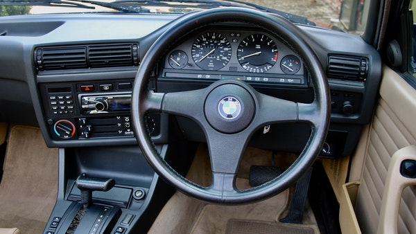 NO RESERVE! - 1989 BMW 320i Convertible For Sale (picture 75 of 147)