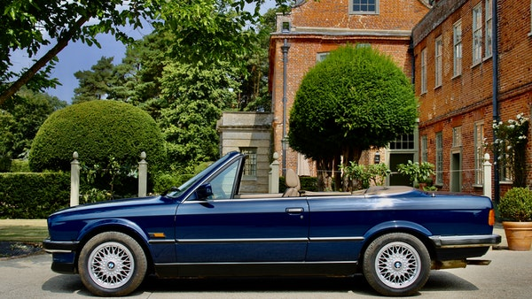 NO RESERVE! - 1989 BMW 320i Convertible For Sale (picture 28 of 147)