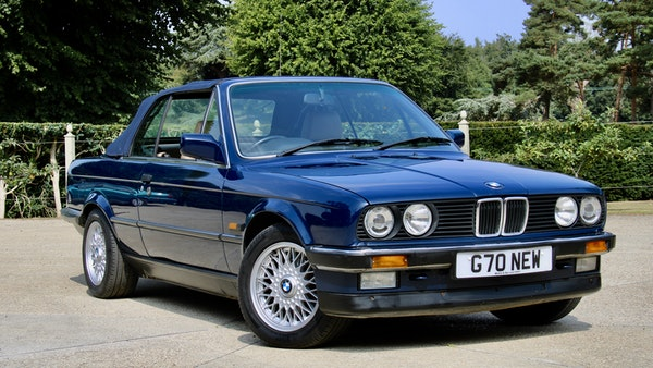 NO RESERVE! - 1989 BMW 320i Convertible For Sale (picture 11 of 147)