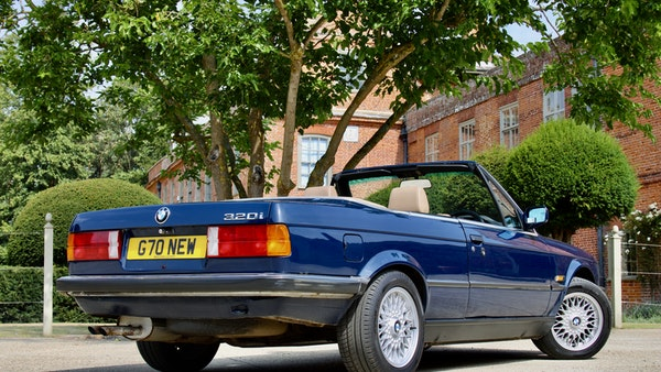 NO RESERVE! - 1989 BMW 320i Convertible For Sale (picture 46 of 147)