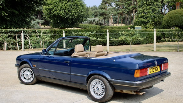 NO RESERVE! - 1989 BMW 320i Convertible For Sale (picture 55 of 147)