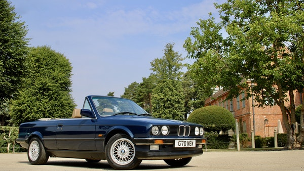 NO RESERVE! - 1989 BMW 320i Convertible For Sale (picture 33 of 147)