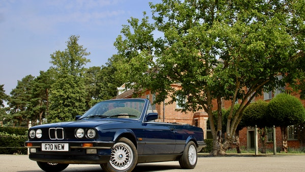 NO RESERVE! - 1989 BMW 320i Convertible For Sale (picture 16 of 147)