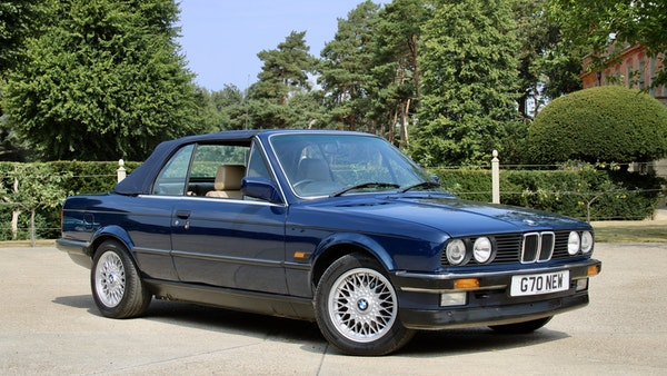 NO RESERVE! - 1989 BMW 320i Convertible For Sale (picture 17 of 147)