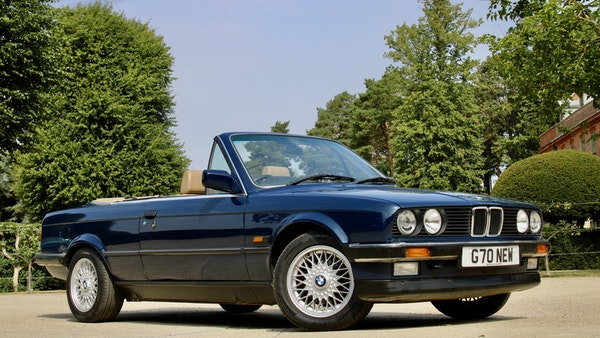 NO RESERVE! - 1989 BMW 320i Convertible For Sale (picture 26 of 147)