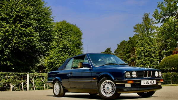 NO RESERVE! - 1989 BMW 320i Convertible For Sale (picture 52 of 147)