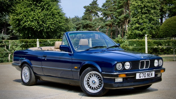 NO RESERVE! - 1989 BMW 320i Convertible For Sale (picture 56 of 147)
