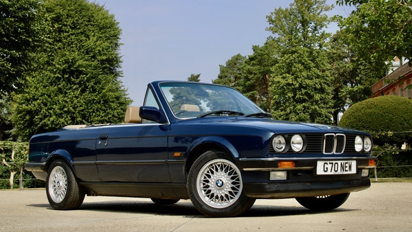 NO RESERVE! - 1989 BMW 320i Convertible For Sale (picture 44 of 147)