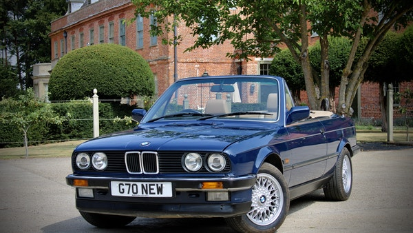 NO RESERVE! - 1989 BMW 320i Convertible For Sale (picture 36 of 147)