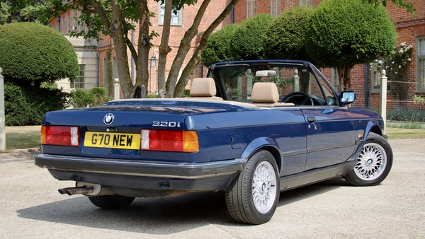 NO RESERVE! - 1989 BMW 320i Convertible For Sale (picture 32 of 147)