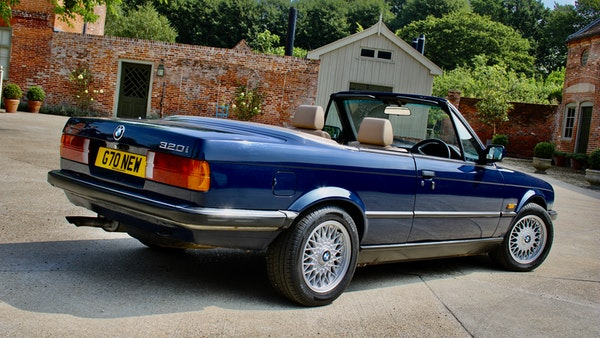 NO RESERVE! - 1989 BMW 320i Convertible For Sale (picture 51 of 147)