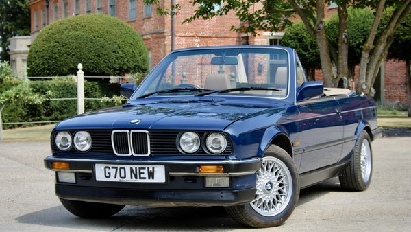 NO RESERVE! - 1989 BMW 320i Convertible For Sale (picture 61 of 147)