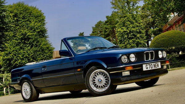 NO RESERVE! - 1989 BMW 320i Convertible For Sale (picture 35 of 147)