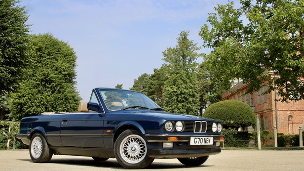NO RESERVE! - 1989 BMW 320i Convertible For Sale (picture 19 of 147)