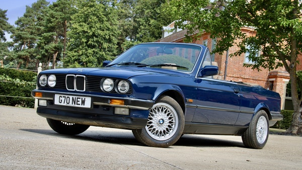 NO RESERVE! - 1989 BMW 320i Convertible For Sale (picture 49 of 147)