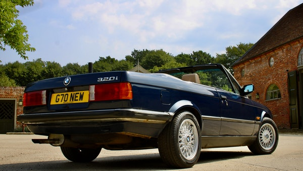 NO RESERVE! - 1989 BMW 320i Convertible For Sale (picture 53 of 147)