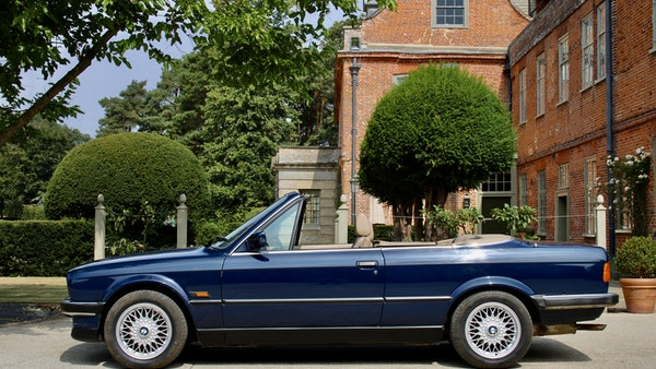 NO RESERVE! - 1989 BMW 320i Convertible For Sale (picture 20 of 147)