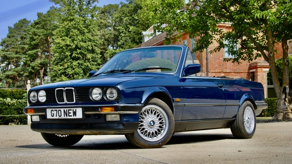 NO RESERVE! - 1989 BMW 320i Convertible For Sale (picture 27 of 147)