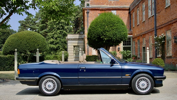 NO RESERVE! - 1989 BMW 320i Convertible For Sale (picture 50 of 147)