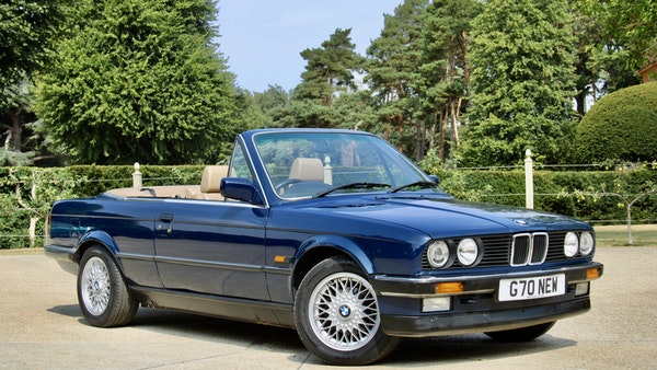 NO RESERVE! - 1989 BMW 320i Convertible For Sale (picture 6 of 147)