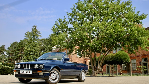 NO RESERVE! - 1989 BMW 320i Convertible For Sale (picture 58 of 147)