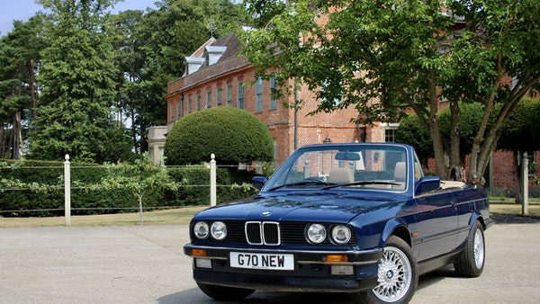 NO RESERVE! - 1989 BMW 320i Convertible For Sale (picture 4 of 147)
