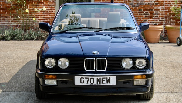 NO RESERVE! - 1989 BMW 320i Convertible For Sale (picture 30 of 147)
