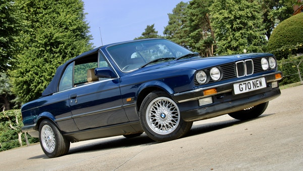 NO RESERVE! - 1989 BMW 320i Convertible For Sale (picture 48 of 147)