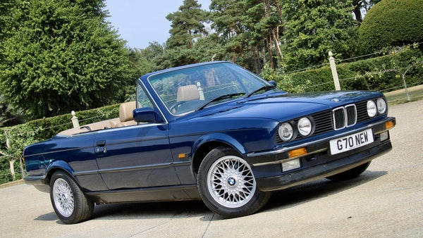 NO RESERVE! - 1989 BMW 320i Convertible For Sale (picture 25 of 147)