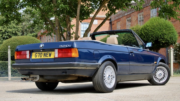 NO RESERVE! - 1989 BMW 320i Convertible For Sale (picture 37 of 147)