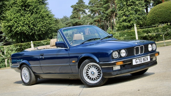 NO RESERVE! - 1989 BMW 320i Convertible For Sale (picture 15 of 147)