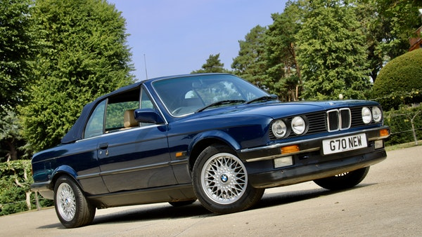 NO RESERVE! - 1989 BMW 320i Convertible For Sale (picture 39 of 147)