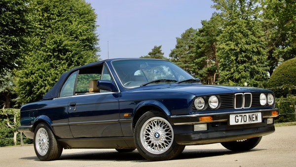 NO RESERVE! - 1989 BMW 320i Convertible For Sale (picture 40 of 147)