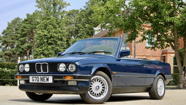 NO RESERVE! - 1989 BMW 320i Convertible For Sale (picture 31 of 147)