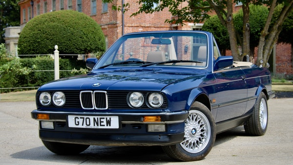 NO RESERVE! - 1989 BMW 320i Convertible For Sale (picture 54 of 147)