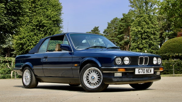 NO RESERVE! - 1989 BMW 320i Convertible For Sale (picture 23 of 147)